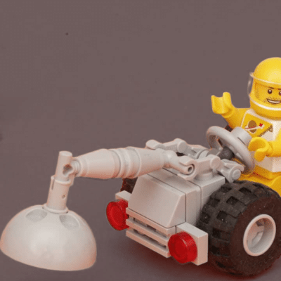 Resource Detection Rover