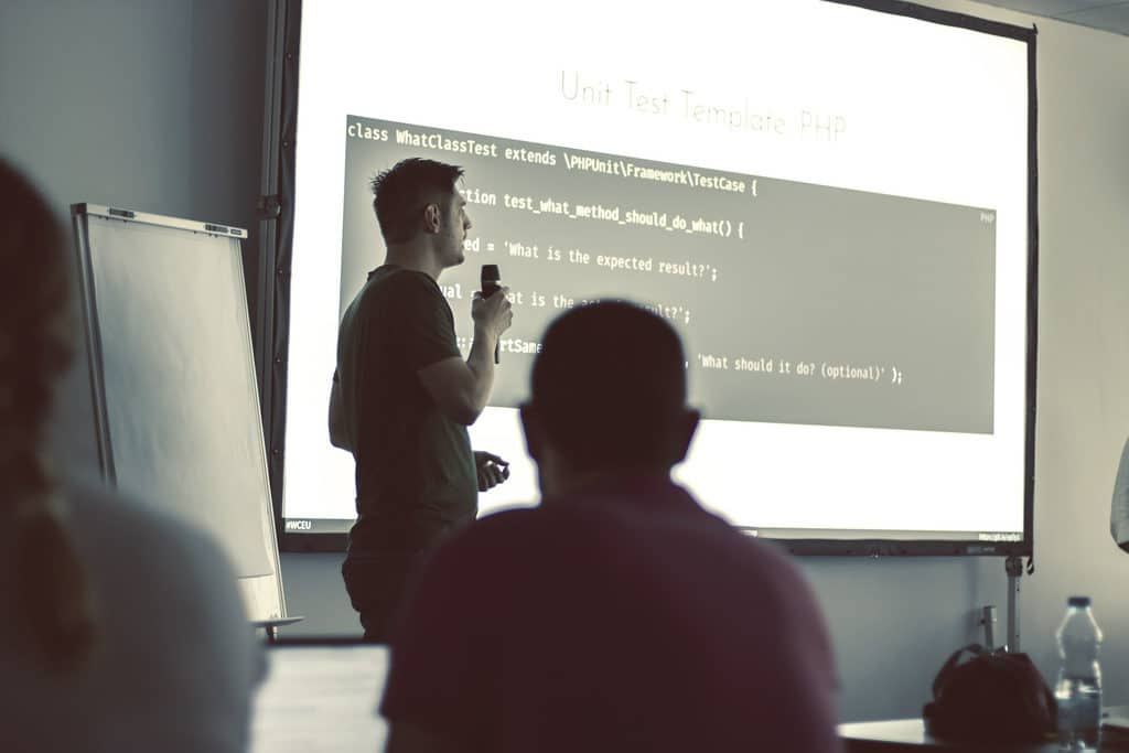Unit testing workshop intro presentation
