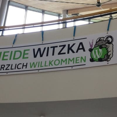 WordCamp Retreat Soltau 2018 Banner