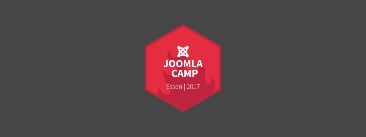 JoomlaCamp 2017: Recap