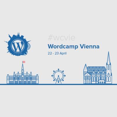 WordCamp Vienna 2017 Banner