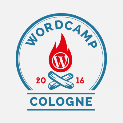 WordCamp Cologne 2016 Banner