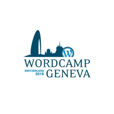WordCamp Geneva 2016 Banner